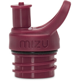 MIZU Sports Bonnet, burgundy